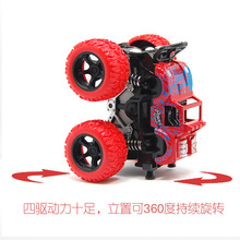 1PC Kids Cars Toys Monster Truck Inertia SUV Friction Power Vehicles Baby Boys Super Cars Blaze Truck Children Gift Toys 2018