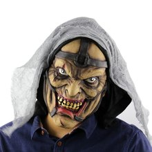 Outdoor Riding equipment Training Mask Bycycle Bike Mask Latex Riding Mask New Halloween Horror Mask Novell And Horrible(China)
