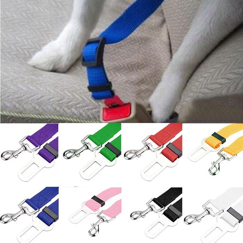 dog seatbelt variations