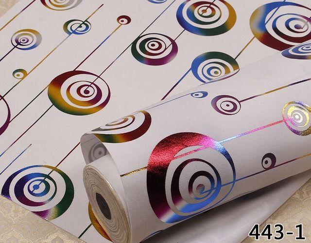 Rotoli Di Carta Colorata : Glitter flash d incredibile colorato cerchio rotolo di carta da