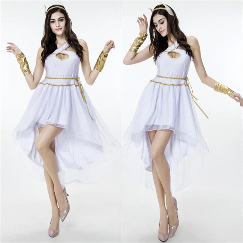 Sexy greek goddess costume-9254