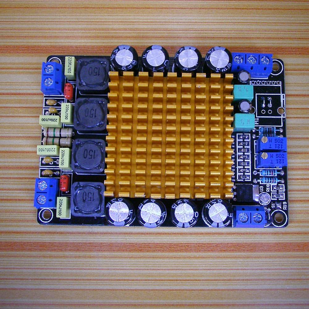 Tk2050 50w Dual Channel Class T Hifi Stereo Audio Amplifier Circuit Electronic Design 1 X Board