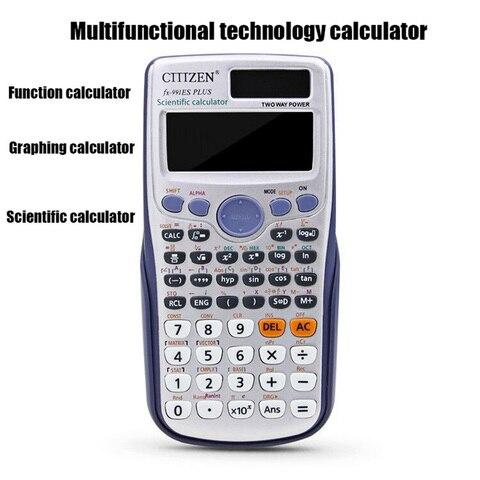 calculadora cientifica calculadora funcao de calculadora grafica multi funcao de calculadora cientifica para estudantes e