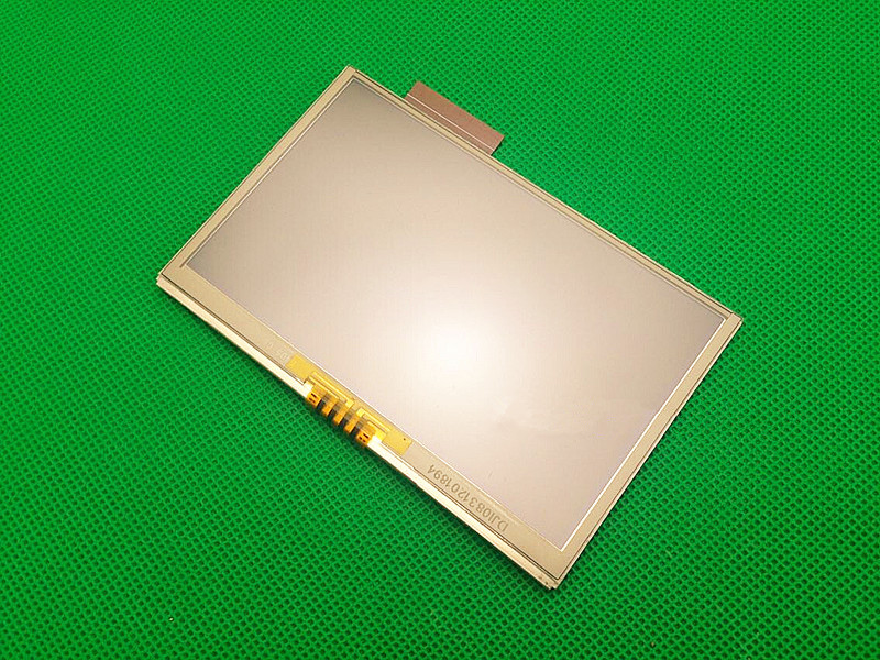 Original 4.3 inch LCD screen for TomTom GO 530 GO 730 GO 930 LCD display Screen panel with Touch screen digitizer original new laptop led lcd screen panel touch display matrix for hp 813961 001 15 6 inch hd b156xtk01 v 0 b156xtk01 0 1366 768