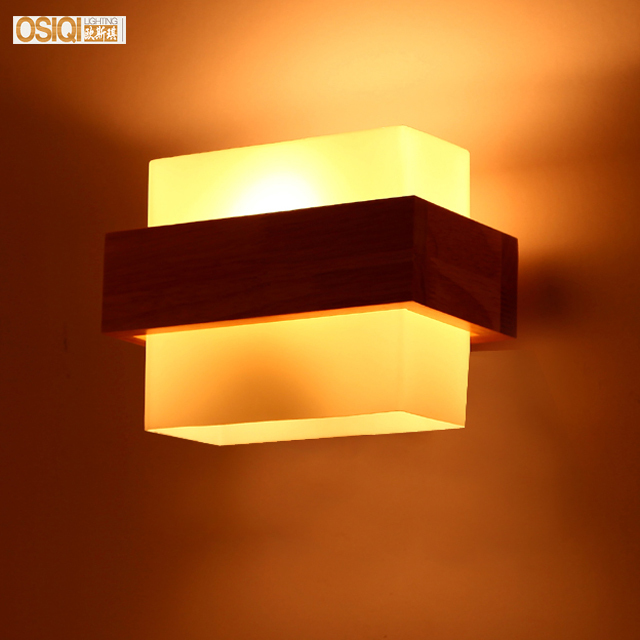Wood decorative lighting ideas modern minimalist Scandinavian IKEA ...