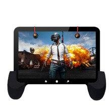 Telefone móvel Gamepad Gatilho Botão de Fogo Objetivo Chave Telefone Inteligente Para i pad Controlador Atirador para PUBG Gaming Jogos para Celular acessório
