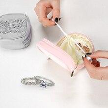 cute square lace jewelry…