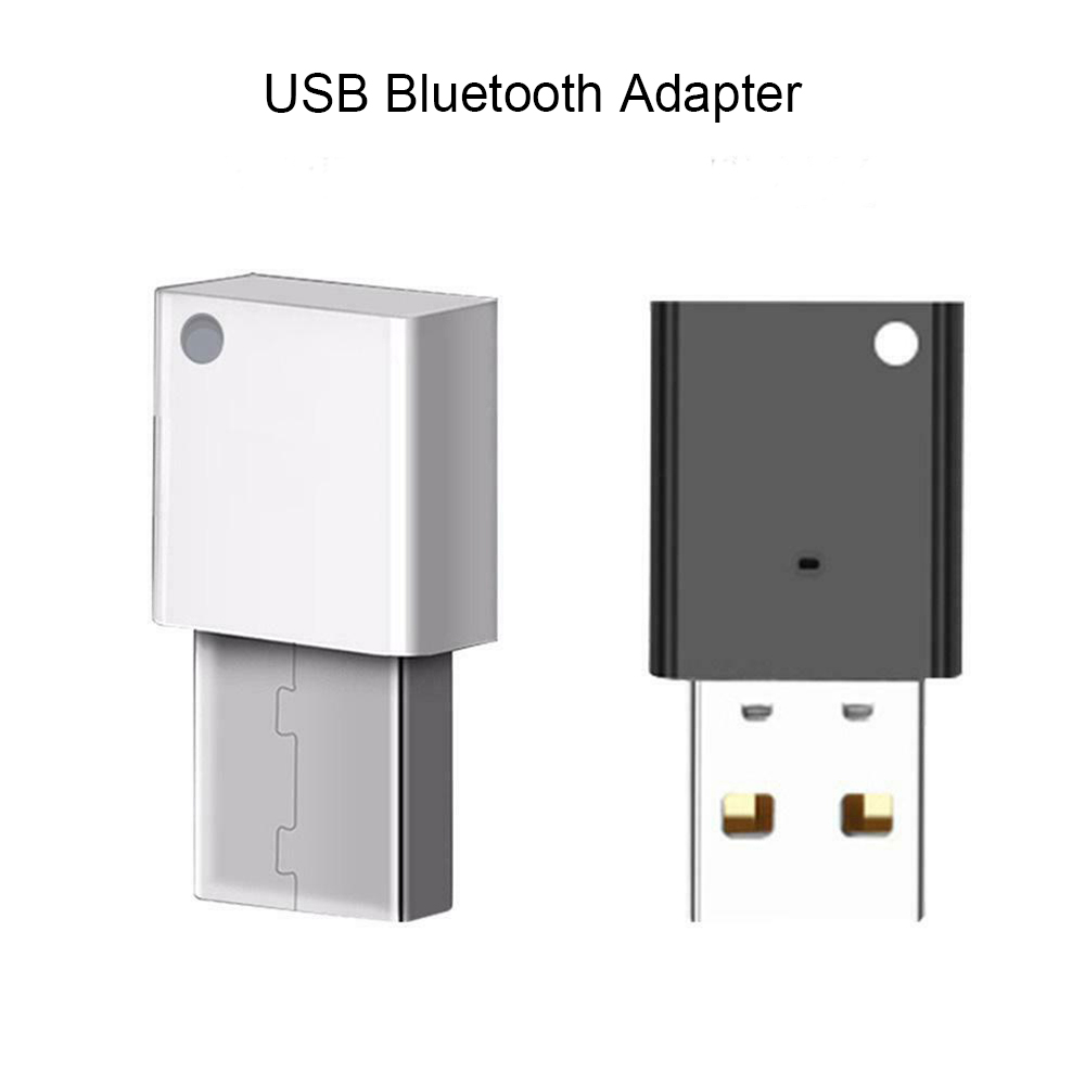 USB <font><b>Bluetooth</b></font> Adapter Dongle For Car Radio Subwoofer Amplifier Multimedia Aux Audio <font><b>Bluetooth</b></font> <font><b>4.0</b></font> 4.2 5.0 Speaker Music <font><b>Receiver</b></font> image