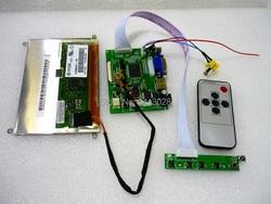 HDMI + 2 av + VGA panel sterowników LCD + 5.6 cal IPS PANEL LCD HV056WX2-100 (1280*800) + kabel LVDS + OSD klawiatura + pilot zdalnego sterowania