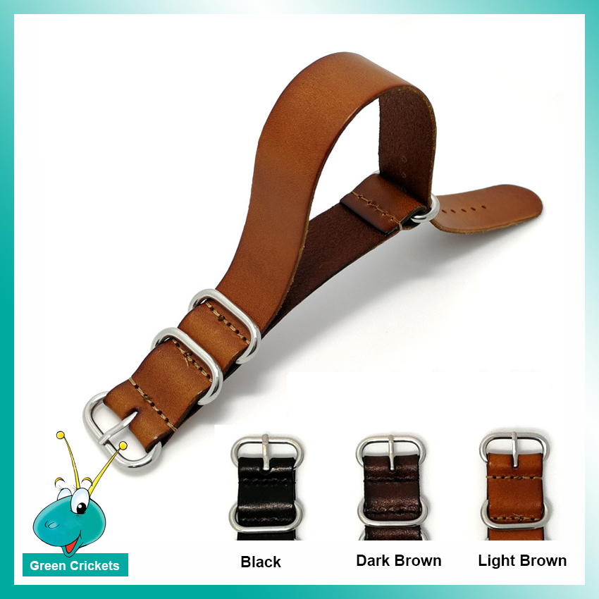 G10 NATO Strap Watchbands,Genuine Cow Leather Watch nato straps 18mm 20mm 22mm watch band 3color available high quality leather nylon nato watchbands 18mm 20mm 22mm 24mm 7 colours watch sports watch band straps accessories 1pcs tool