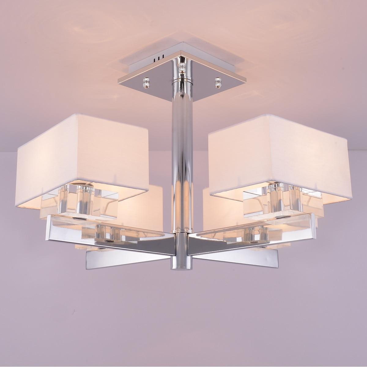 (EICEO) LED svjetiljka za dnevnu sobu Moderni jednostavan kristalni - Unutarnja rasvjeta - Foto 5