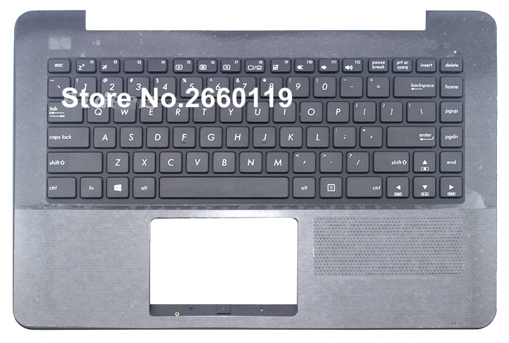 ФОТО  Perfect Quality For Asus Laptop X455 A455L Y483L W419L X453M X403M R454l With C Shell Series Keyboard