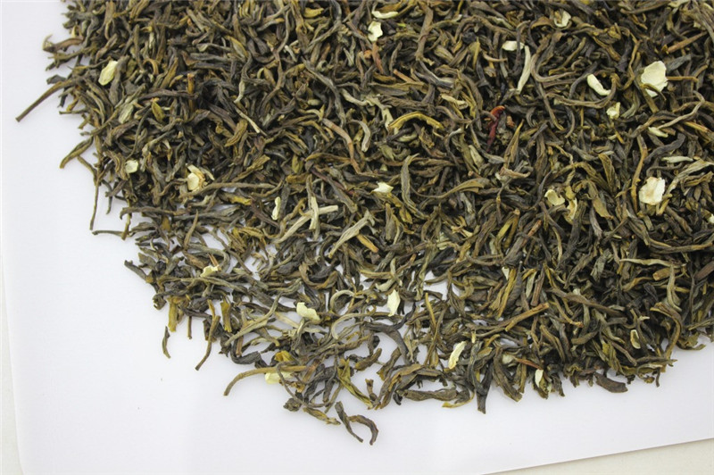 Hot sale ! new Organic Jasmine Flower Tea jasmine scented Green tea 250g the tea Freeshipping mo li hua cha