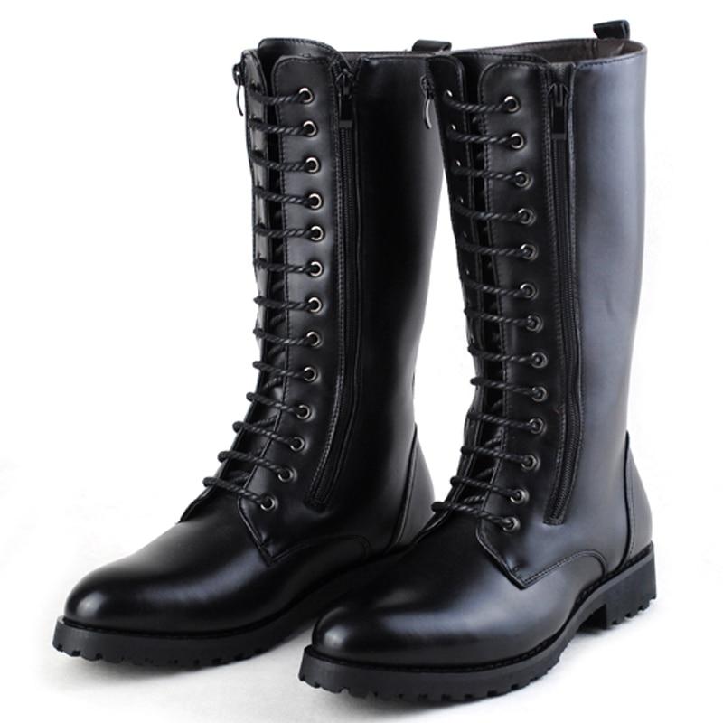 Online Get Cheap Men Knee High Boots -Aliexpress.com | Alibaba Group