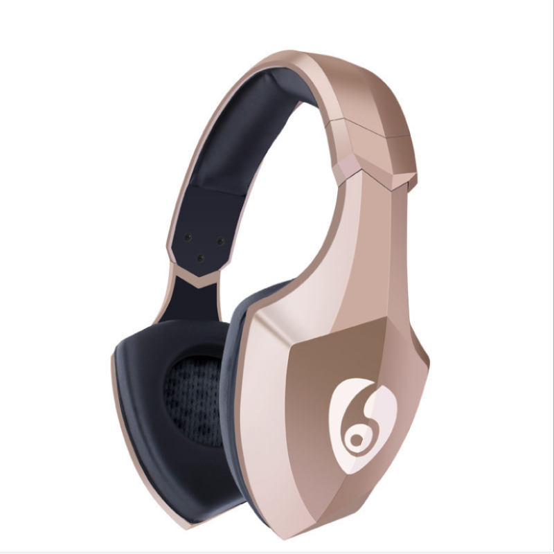 New Bluetooth headset 4.0 headband bass high-end fashion music stereo wireless + MP3 player SD card with microphone for mobile p new ht original headband bluetooth wireless earpiece headset with microphone for mobile phone music player earphone gaming