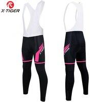 X Tiger Dalila 100 Lycra Women Cycling Bib Pants 3D Gel Pad Top Quality Bicycle Shorts