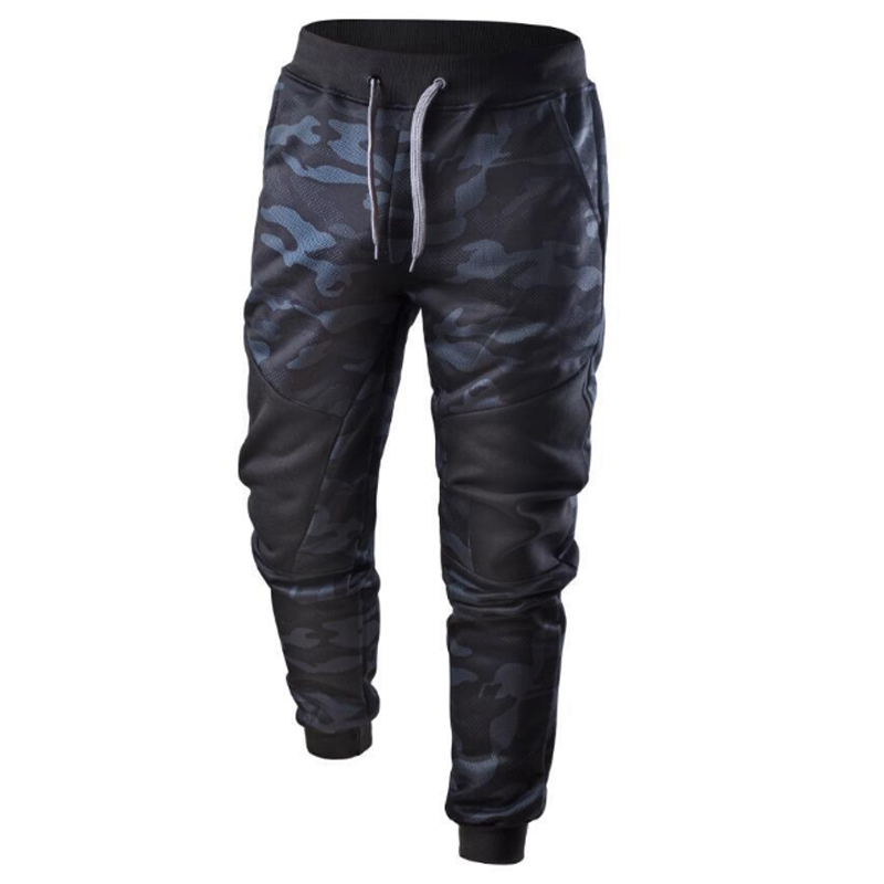 Men Joggers spring 2019 New Camouflage trousers Mens Sweatpants Leisure Cultivate Ones Morality Pants Trousers