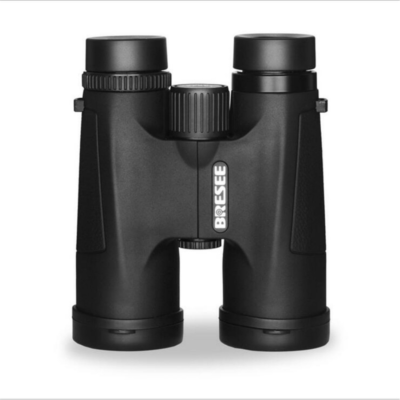Black Color Military HD 10x42 Binoculars Professional Hunting Telescope Zoom High Quality Tactical Vision No Infrared Eyepiece  powerful telescopio military hd 8x40 binoculars professional hunting telescope zoom high quality vision no infrared eyepiece new