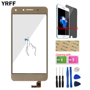 Image 5 - 5 Touch Screen For Huawei Y5 II 2 Y5II CUN L01 LYO L21 Touch Screen Glass Digitizer Panel Sensor Protector Film