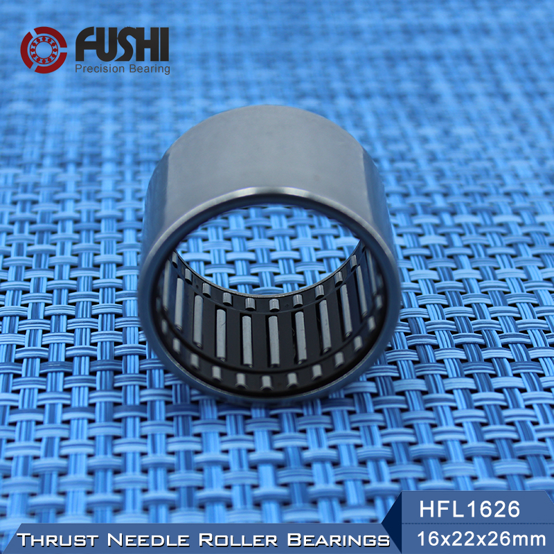 HFL1626 Bearing 16*22*26 mm ( 1 PC ) Drawn Cup Needle Roller Clutch FCB-16 Needle Bearing na4910 heavy duty needle roller bearing entity needle bearing with inner ring 4524910 size 50 72 22