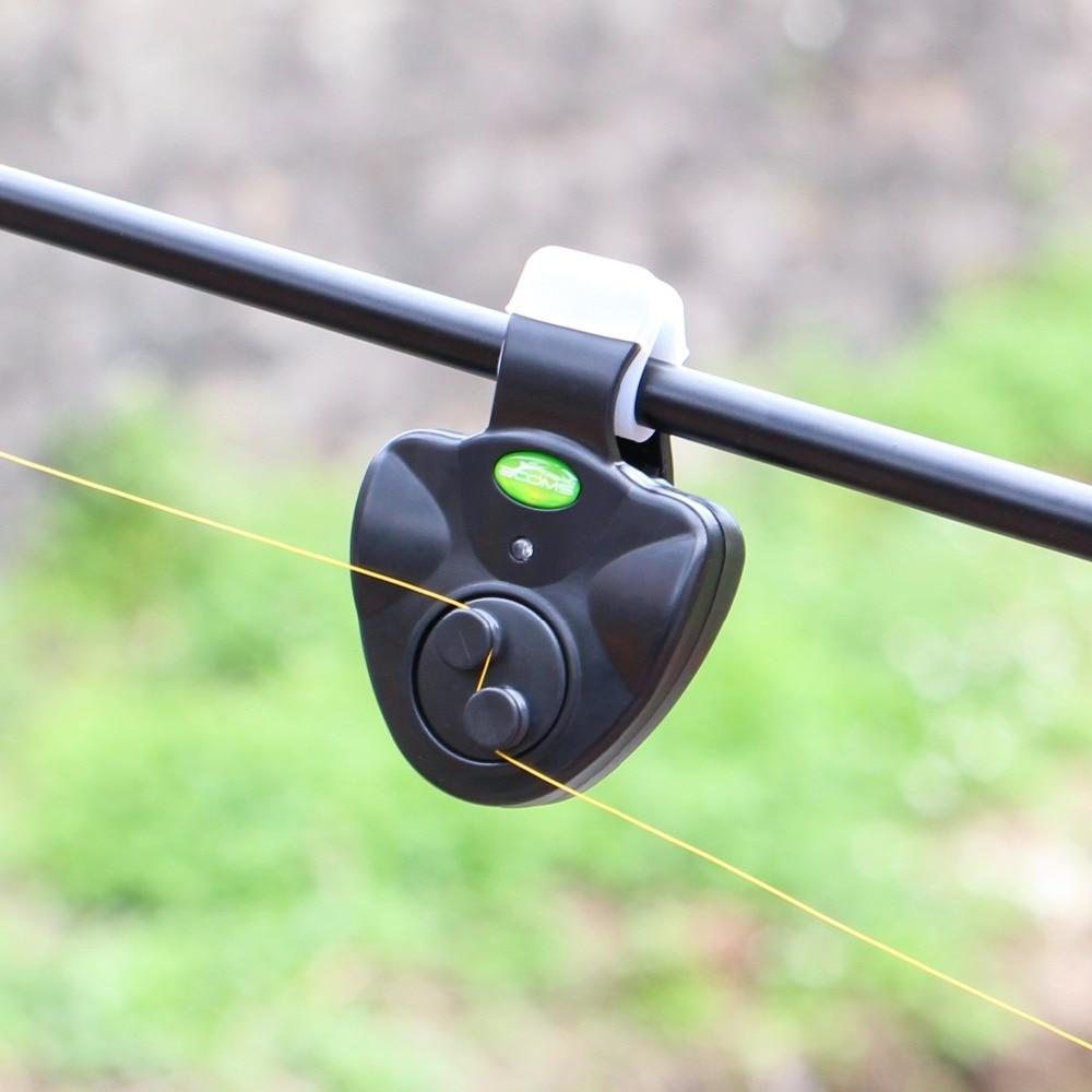 Электронные сигнализаторы для рыбалке