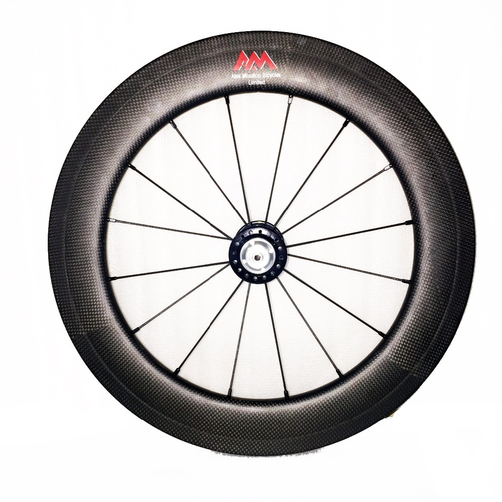 High Quality 17 inch 369 50mm Depth Carbon Wheels With Chirs King r45 Hub For Road Bicycles  Clincher Rims