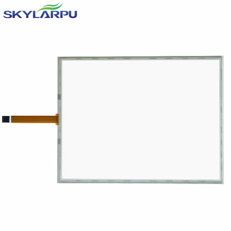 Skylarpu Original New 10.4 Inch 234mm*178mm 5 Wire Resistive Touch Screen For Industrial Equipment Touch Screen Free Shipping