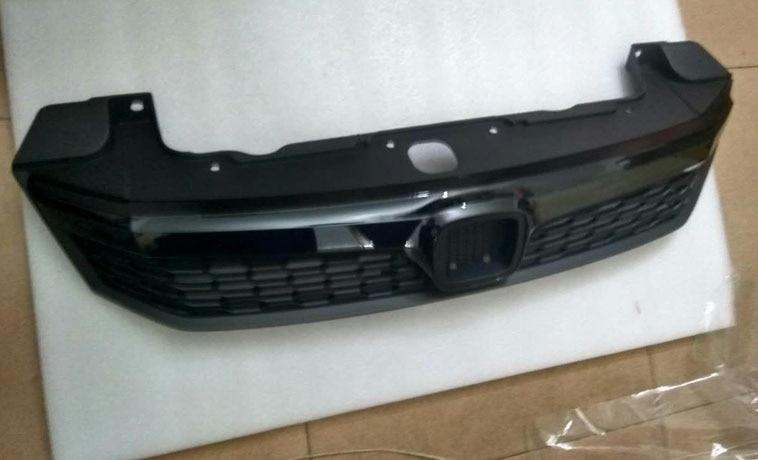 ABS prednja crna rešetka grill rešetke za Honda civic - Auto dijelovi - Foto 3