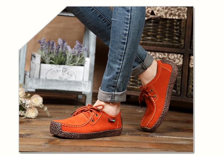 HX 8006 (12) 2018 Spring Autumn Shoes Woman