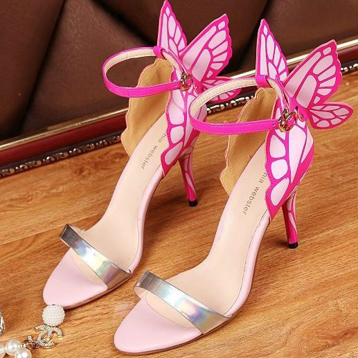 Online Get Cheap Pink Winged Heels -Aliexpress.com | Alibaba Group