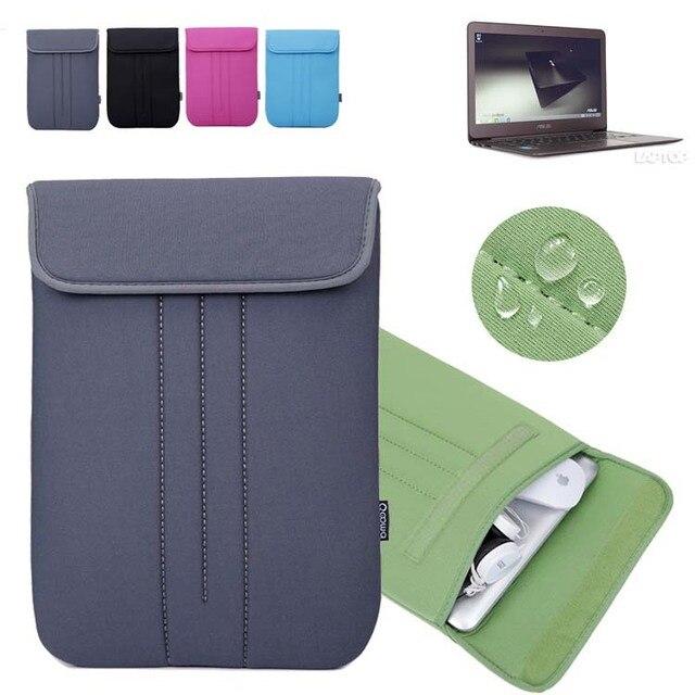 For Asus ZenBook UX305FA UX303LA UX303LN 13.3'' Computer Laptop Bag Vertical Notebook Sleeve Neoprene Protective Skin Case Cover