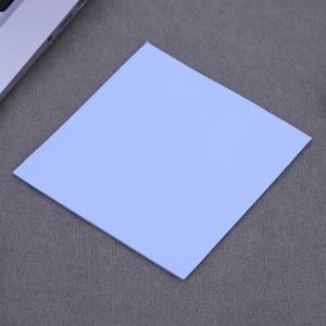 Image 5 - 100x100mm Silicone thermique tampon feuille ordinateur CPU graphique puce dissipateur de chaleur