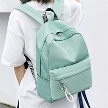 2019 New Shoulder Bag Female Super Fire Version Backpack College Wind Wild Middle School Student Fashion Trend Package