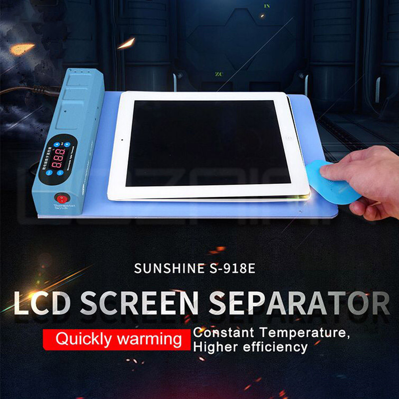 New Release LCD Screen Spearator Heating Plate With USB Port For IPhone IPad CPB Mobile Phone LCD Screen Opening Machine