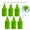 6 stücke von Ersatz Filter Patronen für Wellblue 3 5 Liter Alkalische Wasserkrug Wasserfilter pH Ionisator|filter cartridge|alkaline ionizerionizer water -