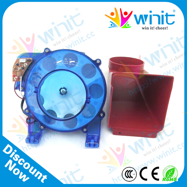 Indispensable Blue coin Hopper with plastic tray