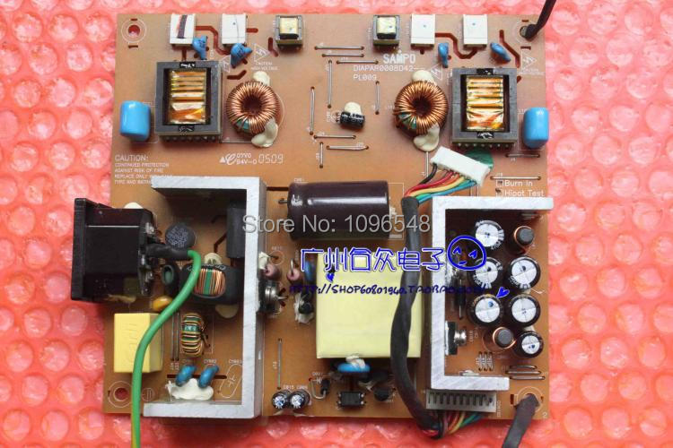 Free Shipping>Original 100% Tested Working A192D/G Power Board DIAPAR0008D42-- PL009 Inverter Board free shipping 1940wcxm power board l195h0 nw999 vp 931 original 100% tested working