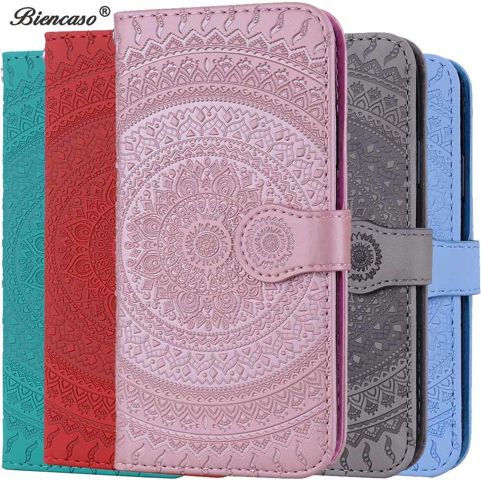 Flip Case For Huawei P smart PU Leather + Wallet Cover For Coque Huawei Mate 20 Pro P10 P20 P30 Honor 10 Lite Play 8A 8X 7C Case