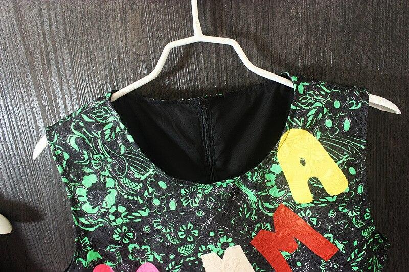 Marke Frauen Mode Kleid Familie aussehen Kleidung Weihnachtsfeier - Kinderkleidung - Foto 5
