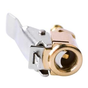 Image 5 - Ns modificar 1 pçs auto bomba de ar chuck clipe carro caminhão pneu inflator válvula conector do carro 6mm 8mm braçadeira ferramentas reparo do pneu