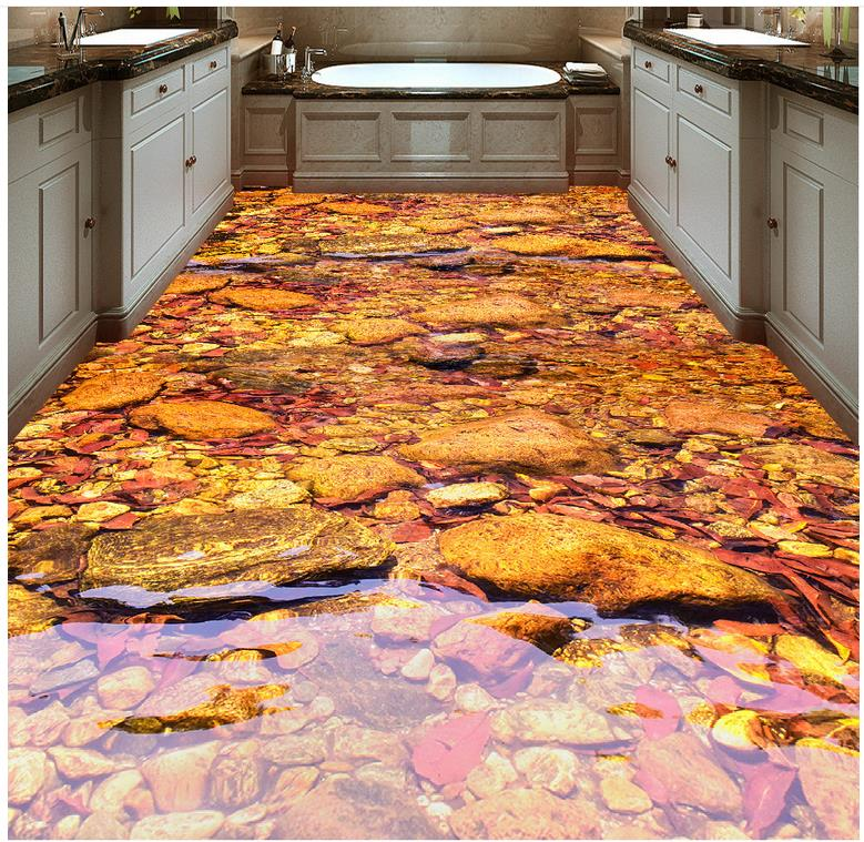 Liver 3D PVC floor wallpaper Photo wallpaper mural floor 3D wallpaper 3d floor murals PVC waterproof floor customized 3d wallpaper 3d pvc floor painting wallpaper sea fish 3d floor tile beauty 3d wall murals room decoration