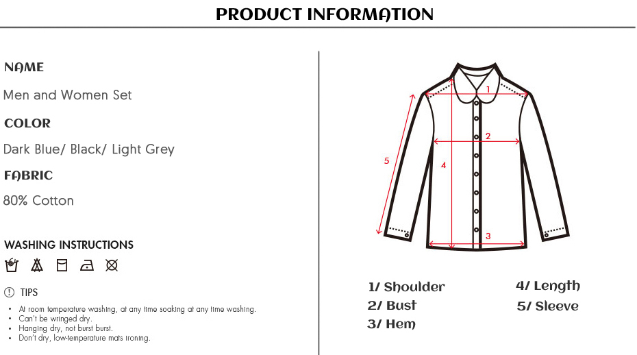 Product Information0
