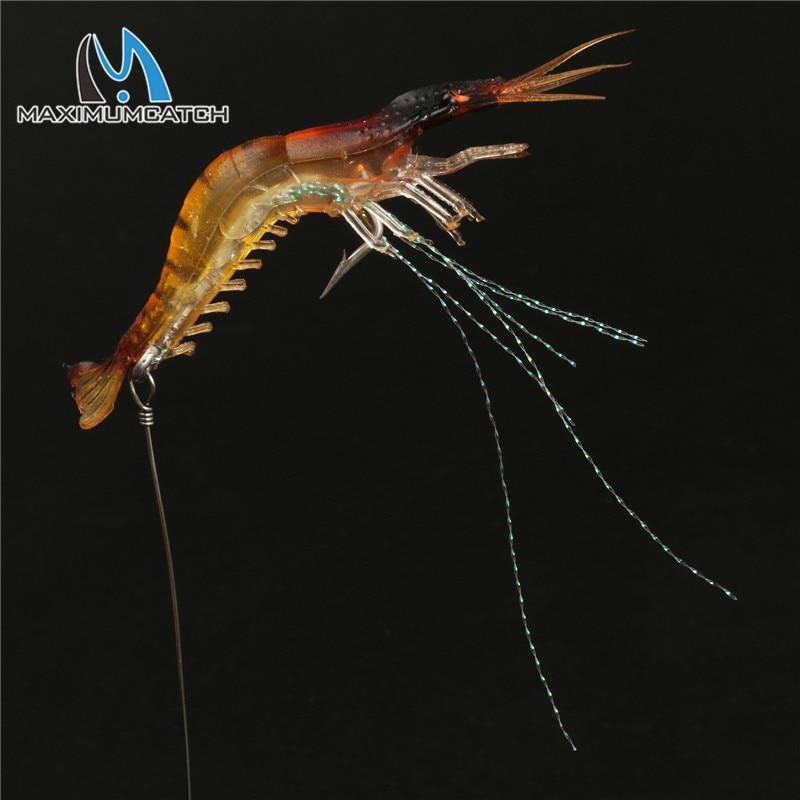 Maximumcatch 6 ədəd 10cm 6g Noctilucent Yumşaq Silikon Simulyasiya - Balıqçılıq - Fotoqrafiya 5