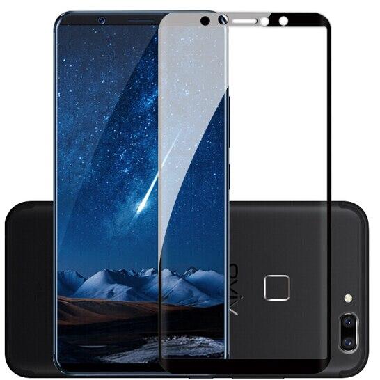 3D Full Cover Tempered Glass For Vivo X20 X21 X21i X23 Z1 Z1i NEX Plus glass Screen Protector
