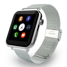 Luxury Heart Rate Monitor Smartwatch for Iphone Samsung HTC New Fashion Bluetooth Smart Watches Wristwatch Relogio Inteligentes
