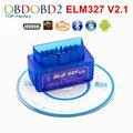 2021 Супер Мини ELM327 Bluetooth V2.1 OBD2 автомобильный диагностический инструмент Mini ELM 327 Bluetooth для Android/Symbian для протокола OBDII