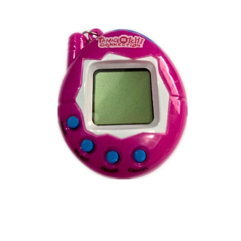Livraison directe multi-couleurs Tamagotchis électronique animaux jouets 90 S nostalgique 49 animaux de compagnie en 1 virtuel Cyber Pet Toy
