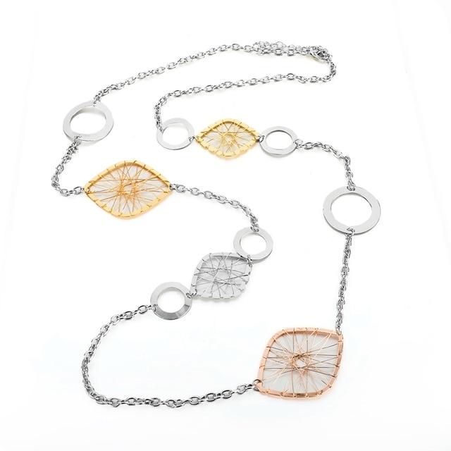 Купить chicvie женское ожерелье серебряного цвета ретро воротник полые картинки