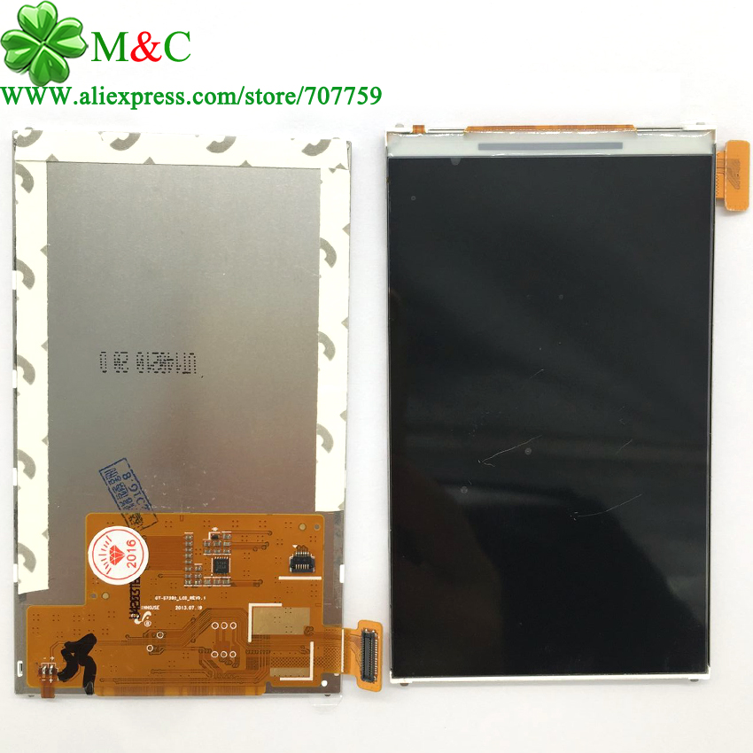 OGS S7392 LCD Panel for Samsung Galaxy Trend Lite GT-S7390 S7390 S7392 LCD Display New Free By Post