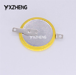 10pcs CR2032 Tabs 3v button cell coin Lithium Batteries for Nintendo NES
